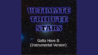 Jay-Z & Kanye West - Gotta Have It (Instrumental Version)