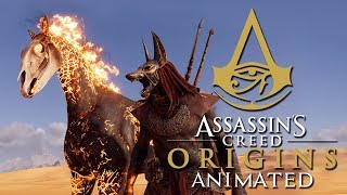 Assassin's Creed Origins Animated in 3 Minutes | ArcadeCloud