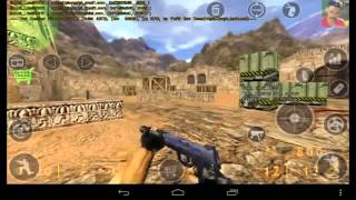 Counter Strike 1 6 Android Gameplay  spaces ru