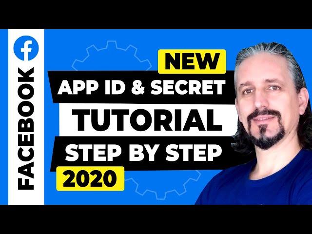 Facebook App ID and App Secret Tutorial Step By Step 2020 [WordPress]