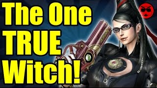 Bayonetta: The One TRUE WITCH?! - Culture Shock