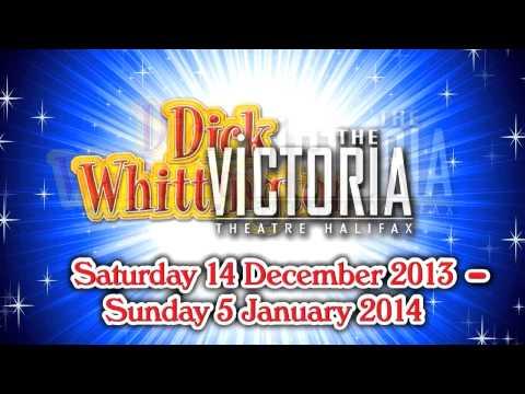 2013 - Dick Whittington at the Victoria Theatre, Halifax