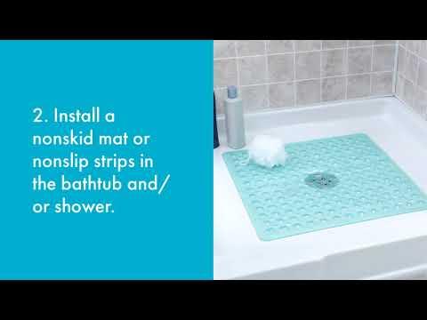 Universal Design Tips for Bathrooms | Centennial Lifelong Homes
