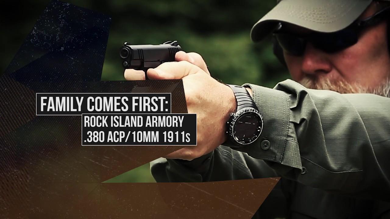 Guns & Ammo TV - Ruger Mark IV Target