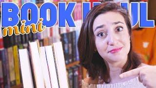 Un Book Haul Microscopique... Mais Pourquoi ? | Myriam 📖 Un Jour. Un Livre.