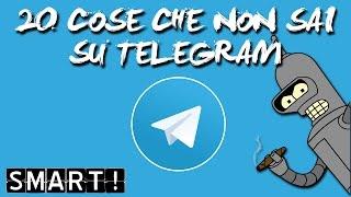 20 Cose che non sai su TELEGRAM | SMART #1