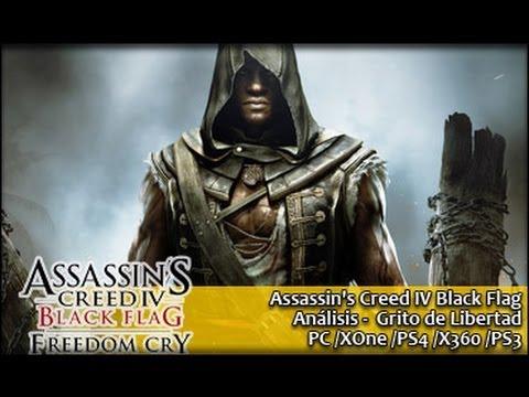 Assassin's Creed IV Black Flag Grito de Libertad (español) | Análisis GameProTV