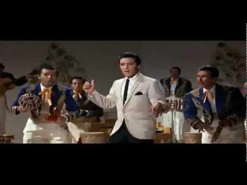 Elvis Presley - Bossa Nova Baby - Remix 2012