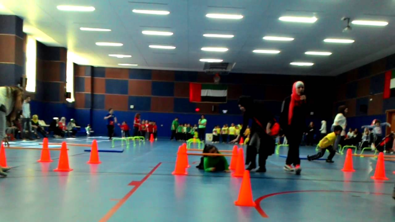 SPORTS DAY 2015 AT ICS ABU DHABI - YouTube