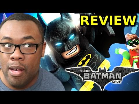 LEGO BATMAN MOVIE REVIEW - Is LEGO Batman the BEST Batman??