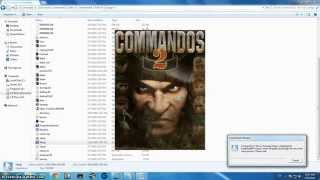 how to download and install commandos II