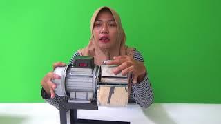mesin parut kelapa listrik serbaguna
