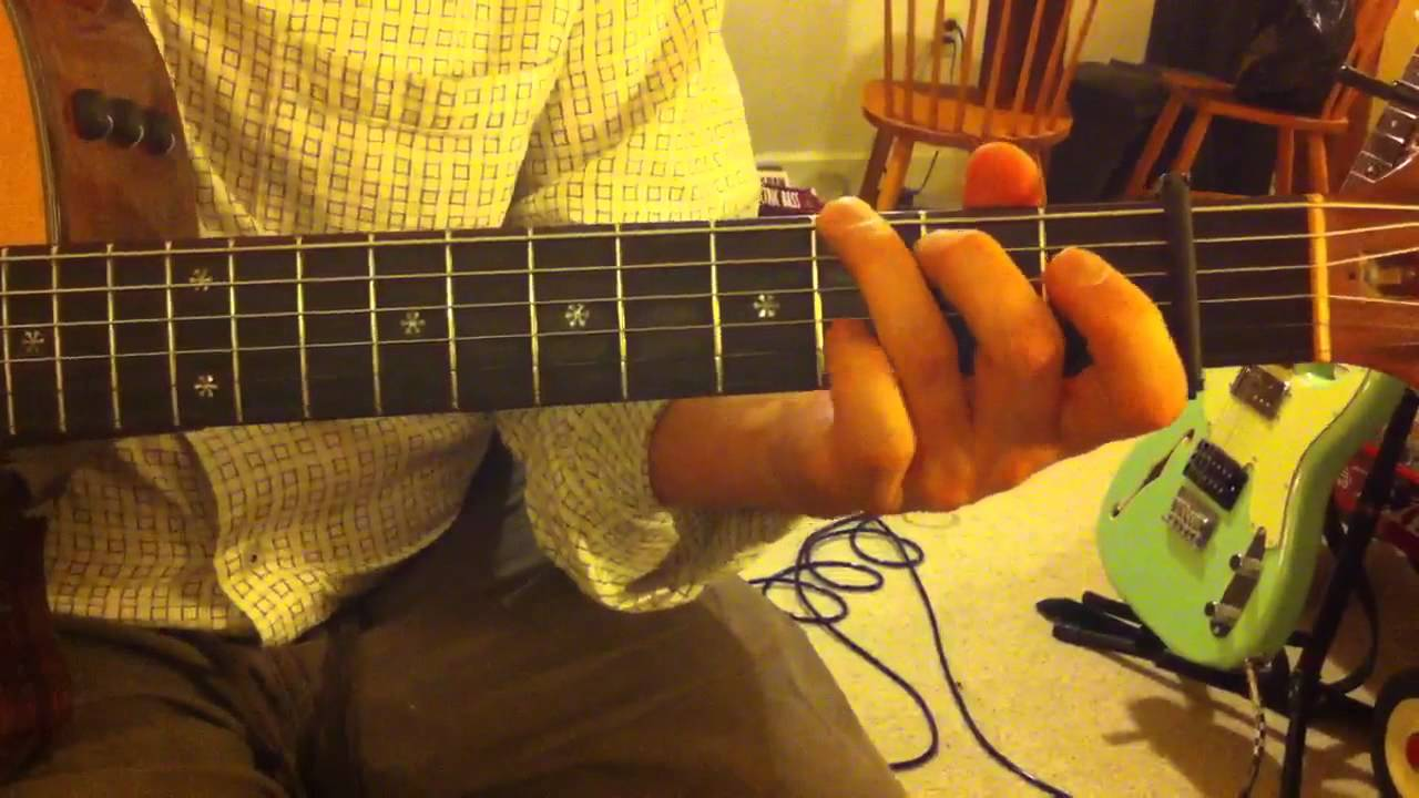How To Play Bob Seger Night Moves Youtube