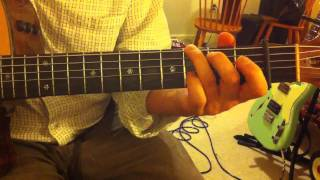How To Play [Bob Seger] Night Moves