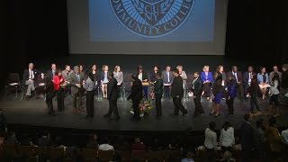 Repeat youtube video Dean's List Ceremony