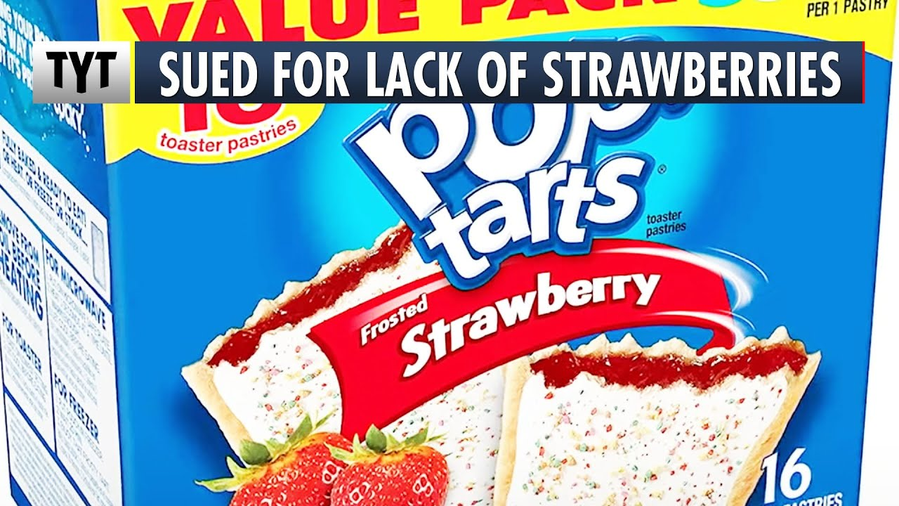 Kellogg's sued for $5 million for the lack of strawberries in a ...