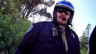 Crazy Angry People & Police Pullovers | The Sh*t Bikers Deal With