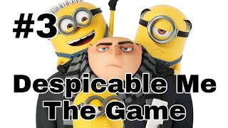 This Game Is Soooo Hard   Despicable Me The Game   Part 3