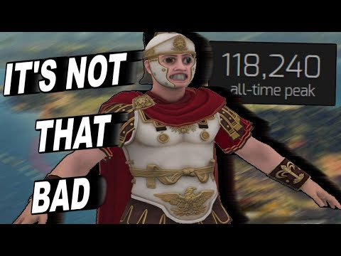 The Total War Game EVERYBODY is Playing