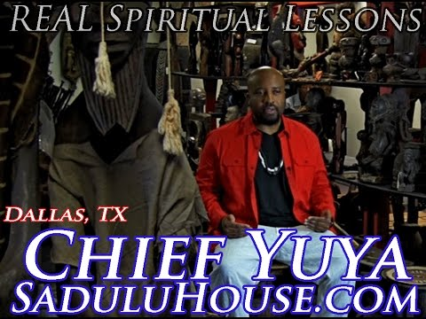 Spiritual keys to self ownership - Chief Yuya