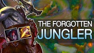 THE FORGOTTEN JUNGLER - Aatrox Jungle Gameplay - How to Carry #36 League of Legends