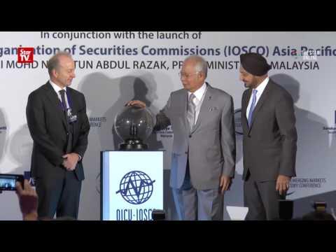 PM: IOSCO's hub reflects strength, quality of Malaysia's capital market