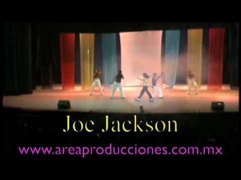 Imitador de Michael Jackson Show Jackson5