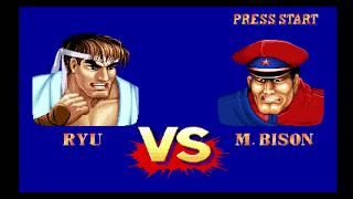 Street Fighter ll Turbo: Hyper Fighting Ryu [TAS] 1080p 60fps