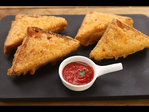 Bread Pakoda | Sanjeev Kapoor Khazana