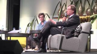 L'Intervention de Geoffrey co-fondateur de BonneGueule au Salon du Luxe 2016 à Paris