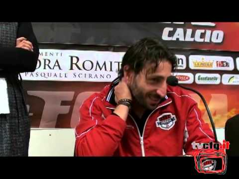 Giuseppe Giglio 25-12-2012 ACD Foggia Calcio