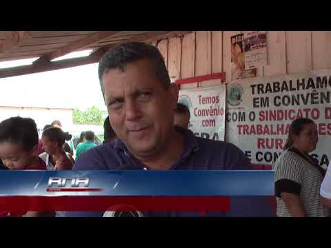 Prefeitura de Confresa recebe ajuda para realizar recuperação de estradas na zona Rural do Município