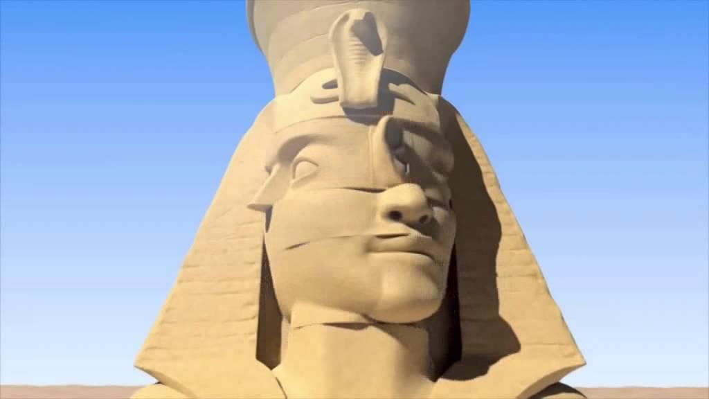Мультик для детей - Египетские пирамиды