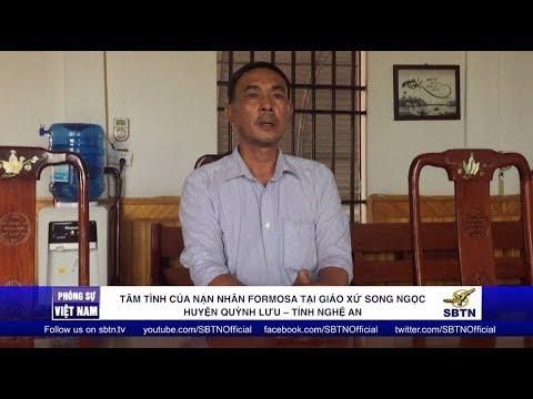 PHÓNG SỰ CỘNG ĐỒNG: Tâm tình của nạn nhân Formosa tại giáo xứ Song Ngọc