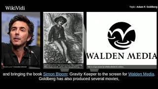 ADAM F. GOLDBERG - WikiVidi Documentary