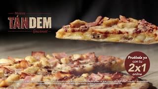 Nueva Telepizza Tándem Gourmet | U...