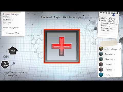 How to Build Hydrogen Nucleus H-1
