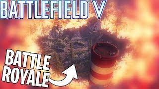 First Glimpse of *BATTLE ROYALE* in BF5   Battlefield 5 NEW Trailer Breakdown