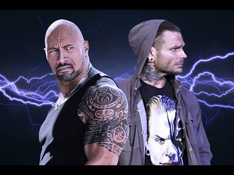 The Rock & Jeff Hardy Mashup -