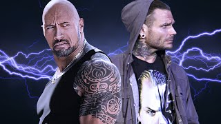 "The Rock & Jeff Hardy Mashup - ""Electrifying Day"""