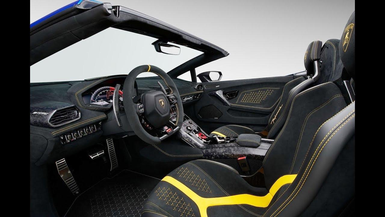 New Lamborghini Huracan Performante Spyder Concept 2019 2020