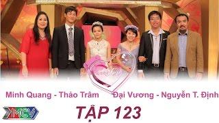VỢ CHỒNG SON - Tập 123   Minh Quang - Thảo Trâm   Đại Vương - Nguyễn T.Định   13/12/2015