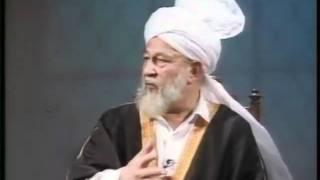 Liqa Ma'al Arab #74 Question/Answer English/Arabic by Hadrat Mirza Tahir Ahmad(rh), Islam Ahmadiyya