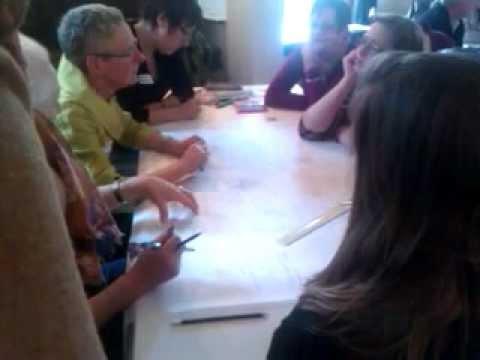 Malmesbury Vision Workshops organised by the Princes Foundation