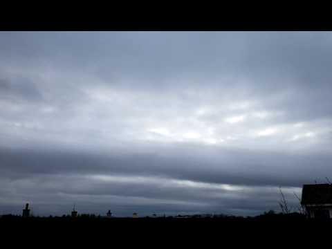19.04.2017 - Geoengineering: Cloudshield Sunset
