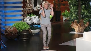 Megyn Kelly Gushes Over Ellen and Her Comedy Career