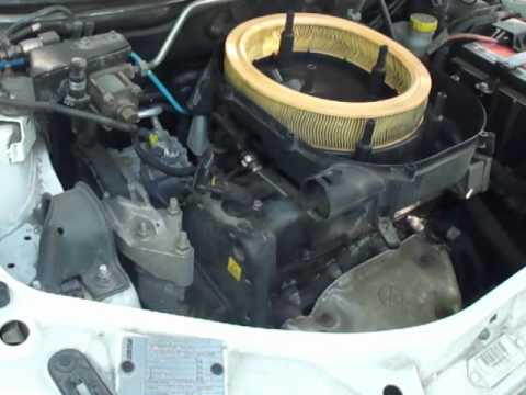 PUNTO NATURAL POWER AIR FILTER RENEWAL