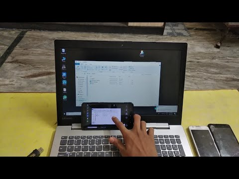 How To Control Laptop/computer By Android Mobile