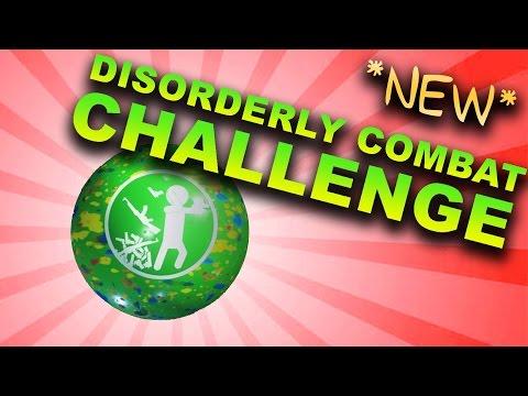 BO3 Zombies - CRAZIEST CHALLENGE EVER!!! Disorderly Combat Challenge - TheJoshWatson