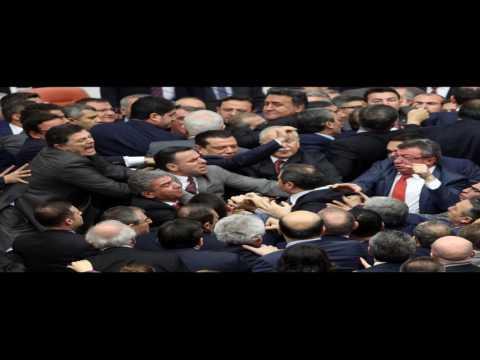 A Tease: president erdogan parliament turkey